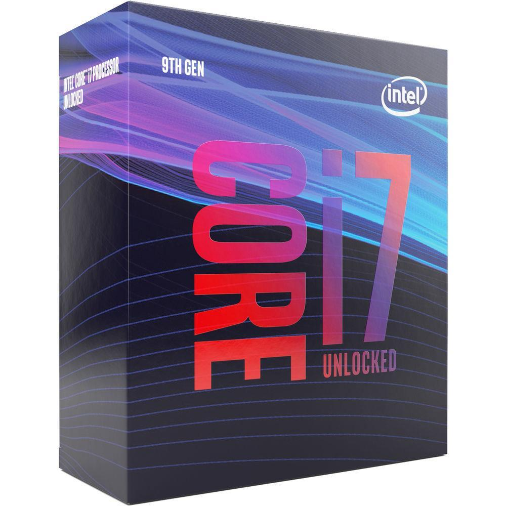Επεξεργαστής Intel i7 9700K 3.6Ghz LGA1151 BX80684I79700K ΧΩΡΙΣ ΨΥΚΤΡΑ image