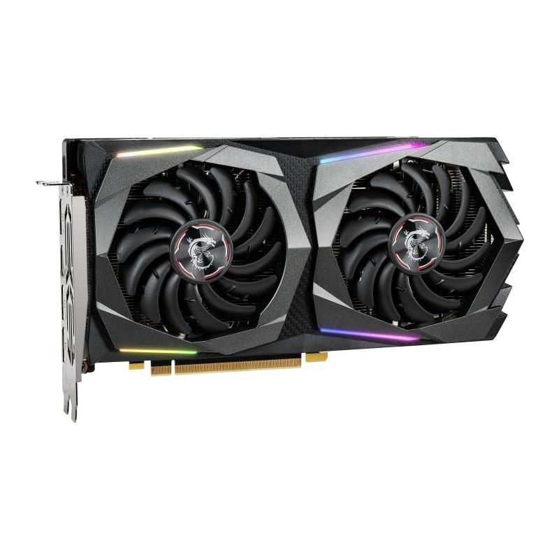 Κάρτα Γραφικών MSI GeForce Gaming X GTX 1660 6GB V379-001R image