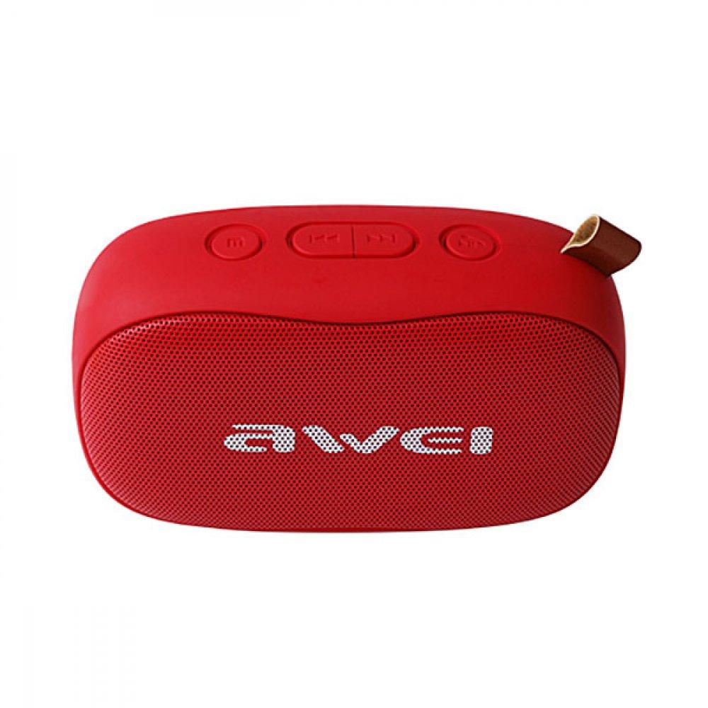 Φορητό Bluetooth Ηχείο Y900 Red Awei image