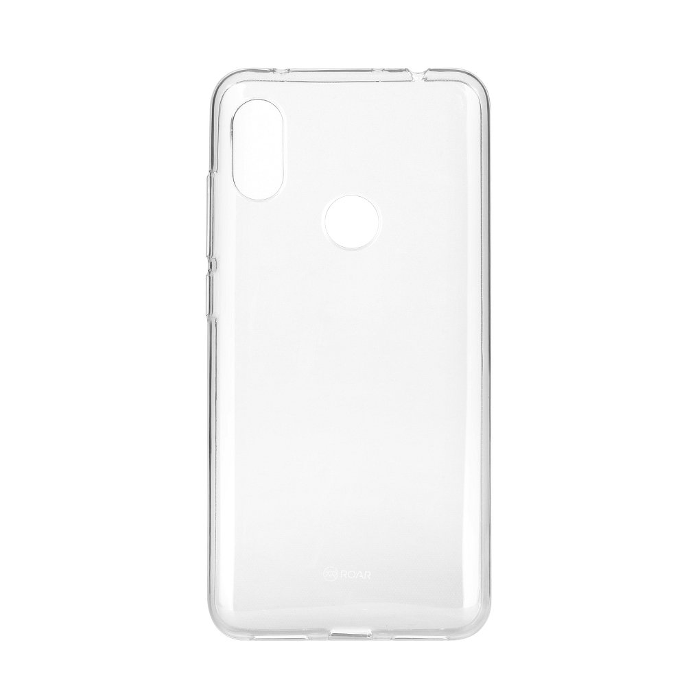 Xiaomi Redmi Note 6 Pro Roar Jelly Silicone Case Clear image