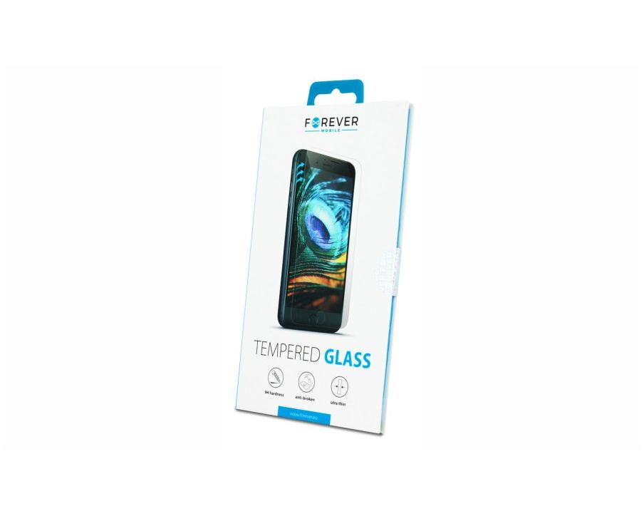 Tempered Glass (Full Cover) 9H 3D Clear Samsung Galaxy S9 Plus image