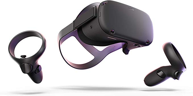 Oculus quest 64GB All in One VR Headset  image
