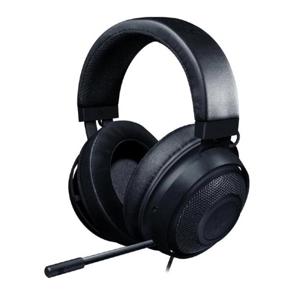 Ακουστικά Κεφαλής Razer Kraken PC,MAC,PS4,XNOX ONE/MOBILE Black RZ04-02830100-R3M1 image