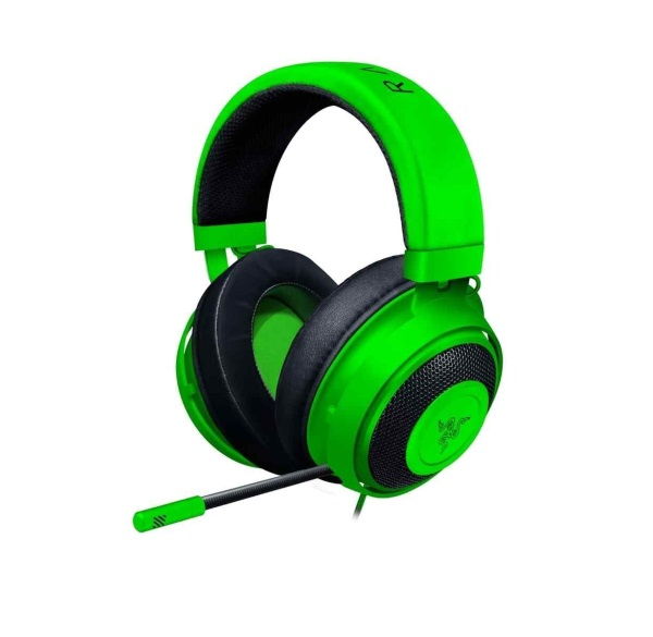 Ακουστικά Κεφαλής Razer Kraken PC,MAC,PS4,XNOX ONE/MOBILE Black RZ04-02830200-R3M1 image
