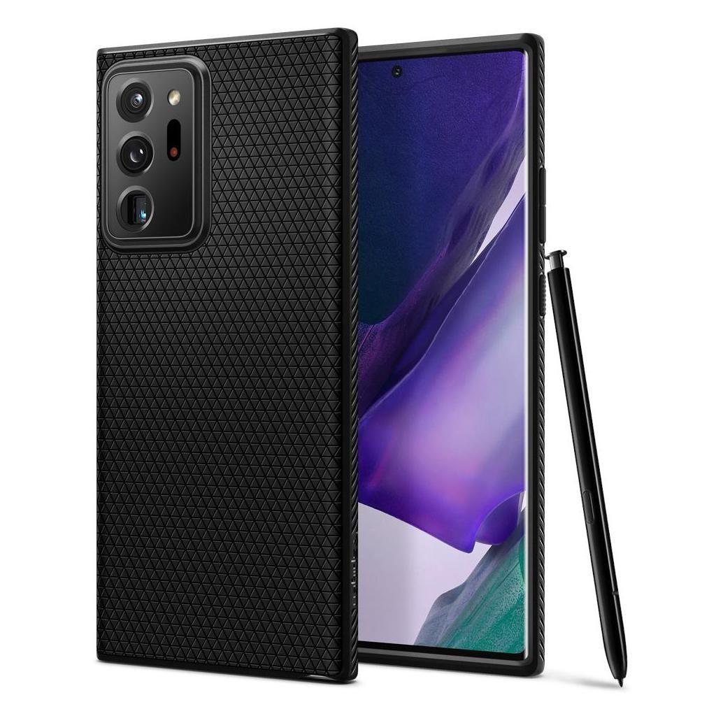Samsung Galaxy Note 20 Ultra Spigen Liquid Air Case Matte Black ACS01392