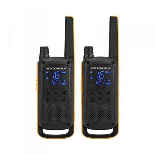 Motorola Talkabout T82 Extreme Black Walkie-Talkie  image