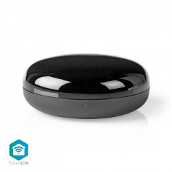 WiFi Smart Universal Remote Control WIFIRC10CBK Nedis image