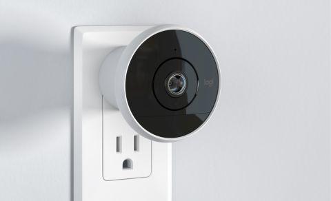 Εσωτερική/Εξωτερική Κάμερα Ασφαλείας Logitech Circle 2 961-000419 image