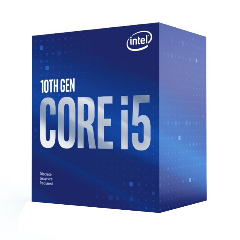 Επεξεργαστής Intel i5 10400F 2.9Ghz LGA1200 BX8070110400F NO GRAPHICS