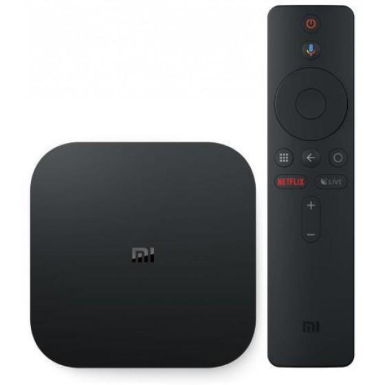 Android Mi Box S 4K-HDMI Cable-Chromecast 8GB Xiaomi MDZ-22-AB image