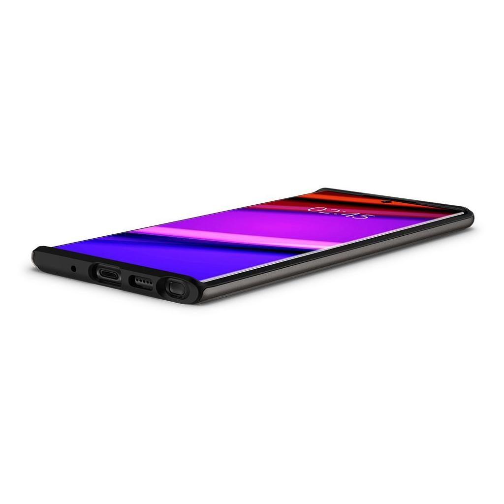 Samsung Galaxy Note 10 Plus N975 Spigen Neo Hybrid Gunmetal 627CS27339 image