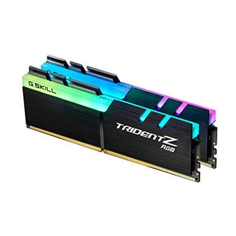 TridentZ By G.Skill 2x8GB KIT DDR4 3000MHz CL16 F4-3000C16D-16GTZR image