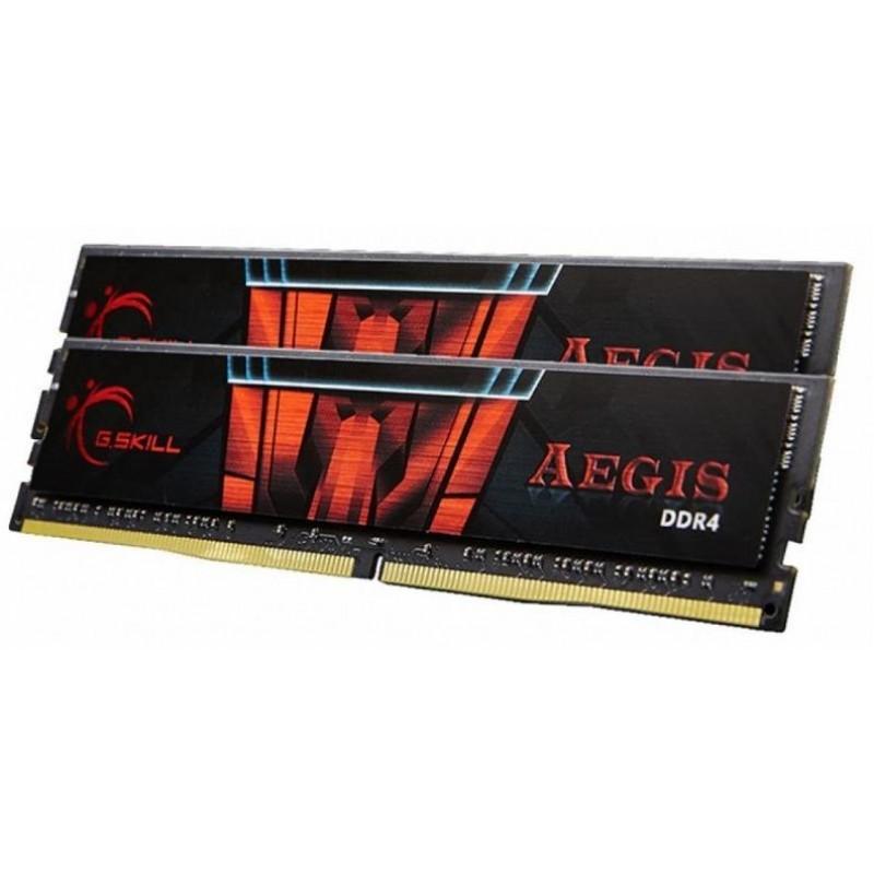 Aegis By G.Skill 2X8GB DDR4 3000MHz CL16 F4-3000C16D-16GISB image