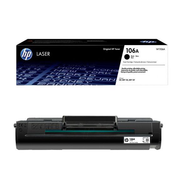 Γνήσιο Toner HP 106A Black W1106A image