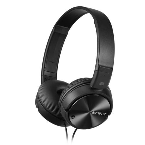 Ακουστικά Κεφαλής Στερεοφωνικά Sony MDR-ZX110 Black image