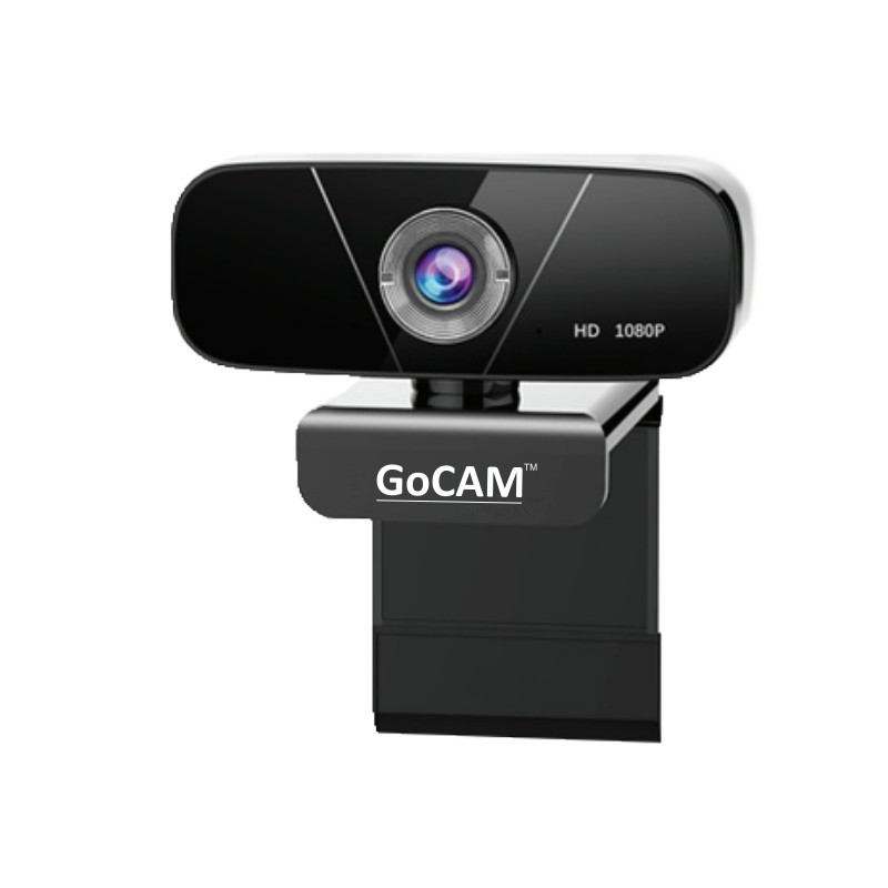 Web Camera GoCAM Conceptum OM-1080 1080P Full HD With Microphone image