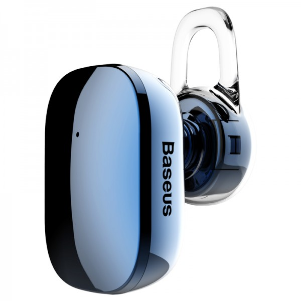 Bluetooth Mini Wireless Earphone A02 Blue Baseus NGA02-03 image
