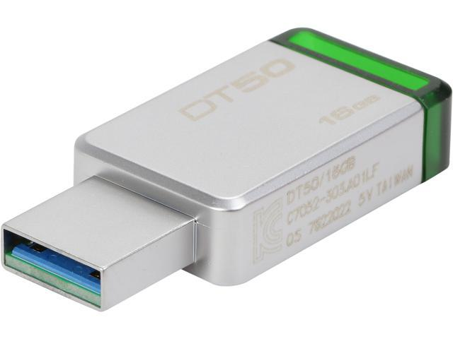 Data Traveler 50 USB 3.1 16gb Kingston DT50/16GB image