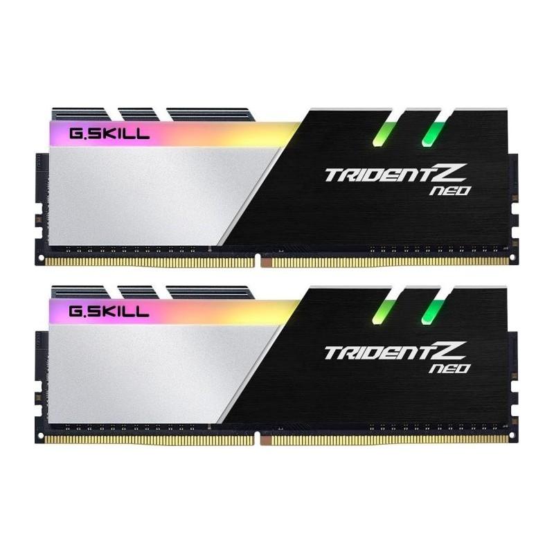 TridentZ By G.Skill 2x16GB KIT DDR4 3600MHz CL16 F4-3600C16D-32GTZNC image