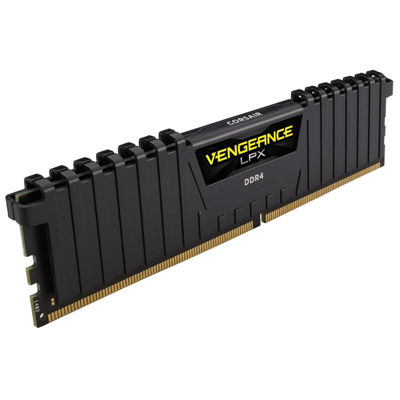 Vengeance LPX By Corsair 2x8GB Ram DDR4 3000MHz CL16 CMK16GX4M2D3000C16 image