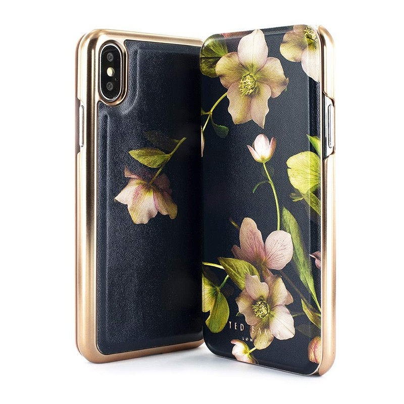 iPhone X/Xs Mirror Folio Case ARBORETUM Ted Baker 65034 image