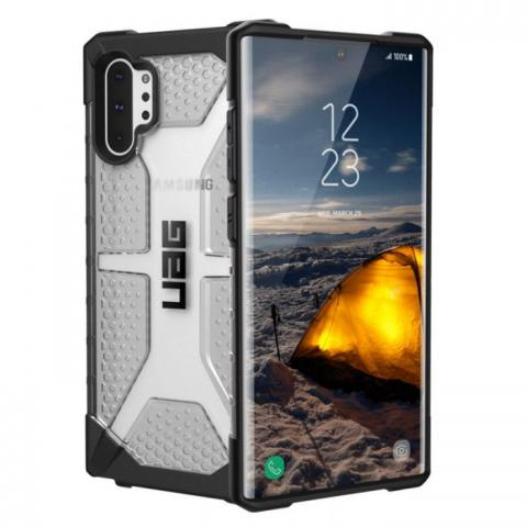 Samsung Galaxy Note 10 Plus UAG Plasma Case Ice 211753114343 image