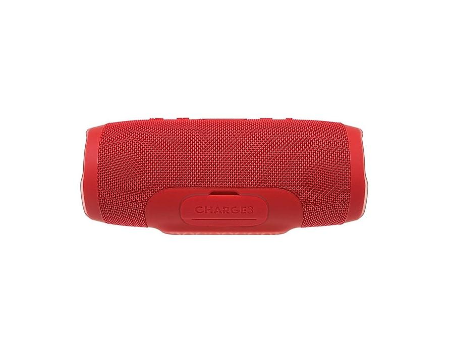 Φορητό Αδιάβροχο Bluetooth Ηχείο JBL Charge 3 Red JBLCHARGE3REDEU image