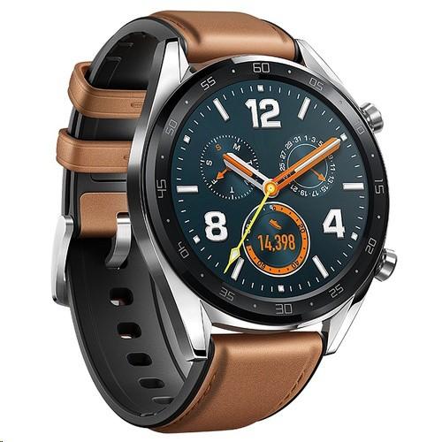 Smartwatch Huawei GT 46mm Saddle Brown  image