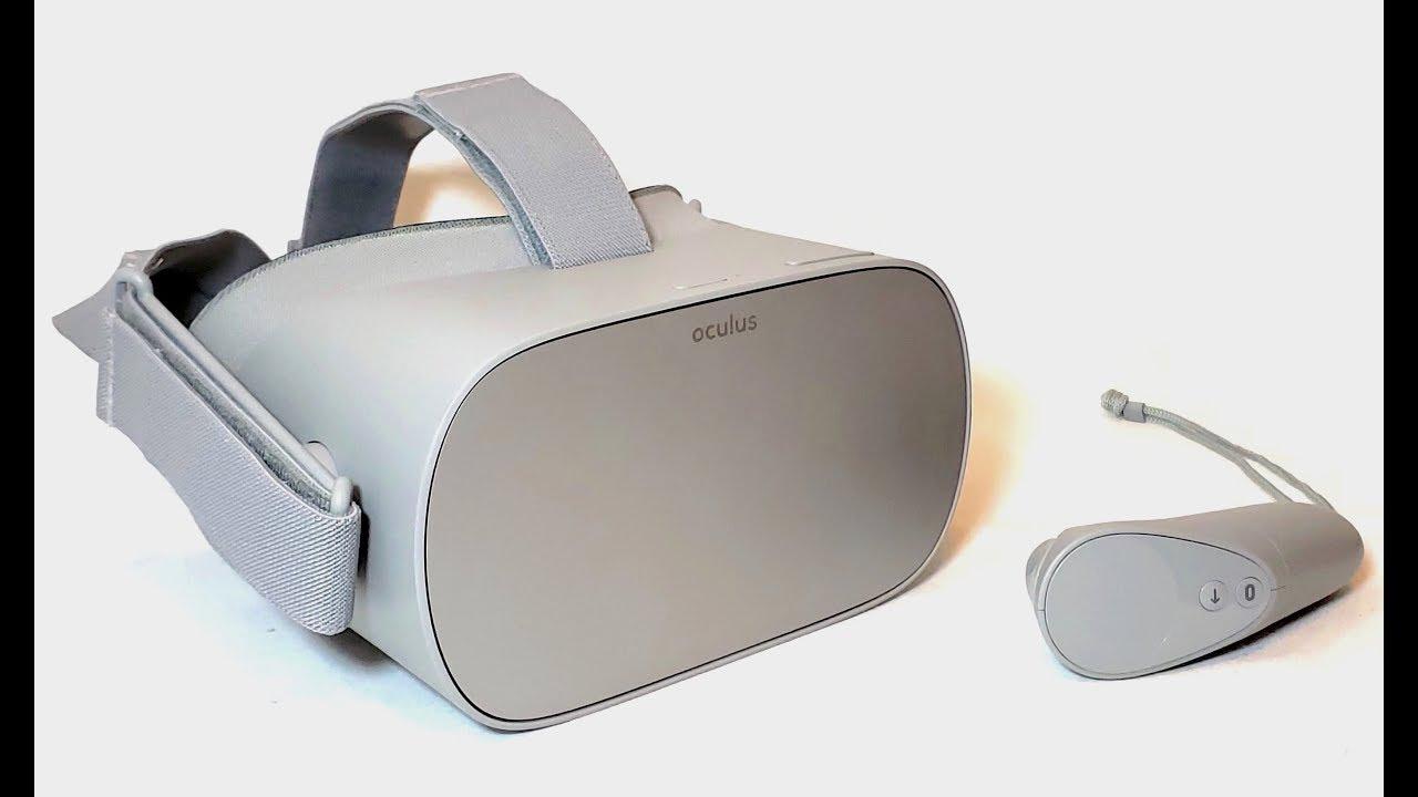 Oculus Go 64GB Standalone VR Headset  image