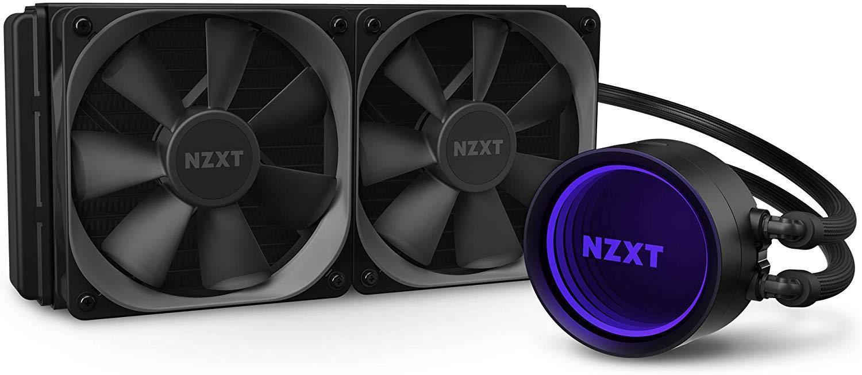 Υδρόψυξη NZXT Kraken X53 240MM RGB Variable Speed Liquid Cooler RL-KRX53-01 image