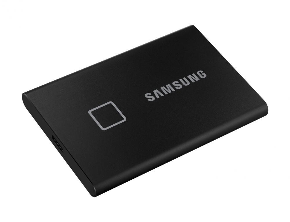 Εξωτερικός Σκληρός Δίσκος Black Samsung Portable SSD T7 500GB MU-PC500K