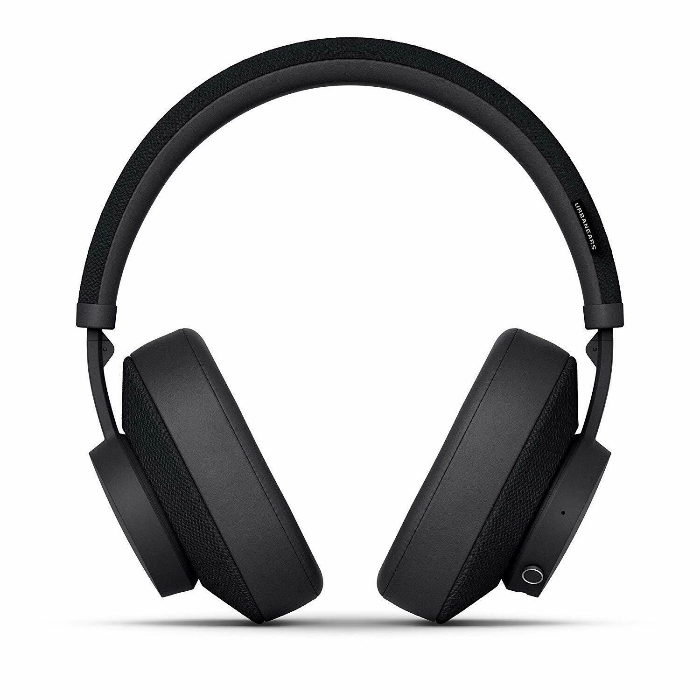 Ασύρματα Ακουστικά Κεφαλής Pampas Urbanears Charcoal Black  image