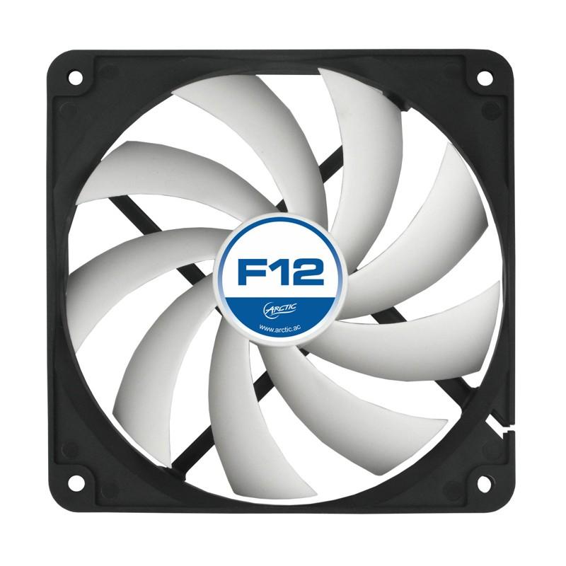 Ανεμιστήρας Arctic F12 120mm 3-pin Case Fan AFACO-12000-GBA01 image