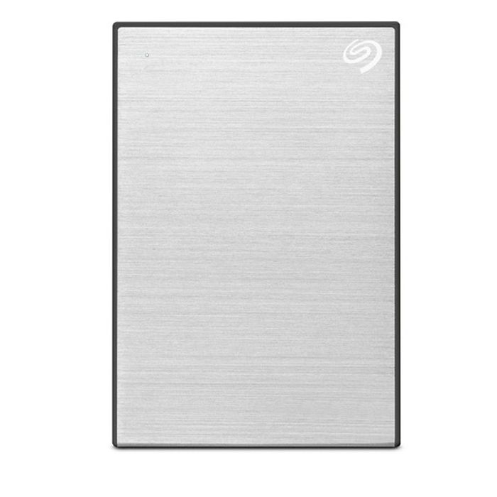 "Εξωτερικός Σκληρός Backup Plus Portable 2.5"" 5TB USB 3.0 Seagate Silver STHP5000401 image"