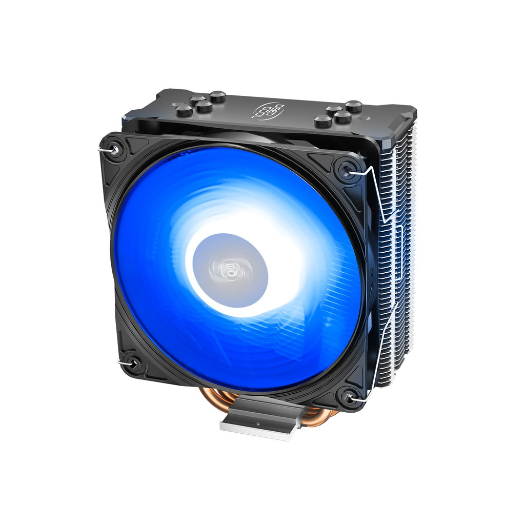 Ψύκτρα Gaming 4-Heatpipe CPU Gammaxx GTE V.2 RGB For Intel/AMD Deepcool  image