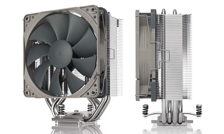 Ψύκτρα CPU Cooler NH-U12S REDUX Noctua AM4 LGA1151 LGA1200 LGA2066 image