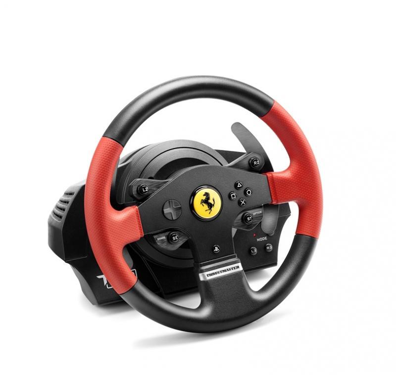 Τιμονιέρα T150 Ferrari Wheel Force PS3,PS4,PC Thrustmaster  image