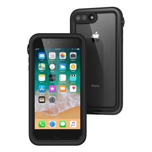 Waterproof Case iPhone 8/7 Plus Catalyst IP68 Stealth Black image