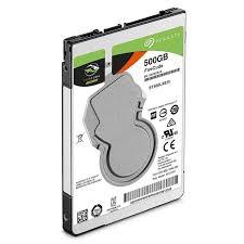 "HDD Seagate Firecuda 2.5"" 500gb 5400, SATA3 ST500LX025 image"
