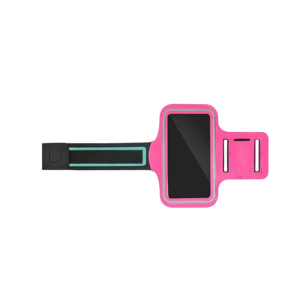"Armband Sport Case για Samsung Note 9, S8 Plus,S9 Plus,S10 Plus (6-6.5"") Universal Pink image"