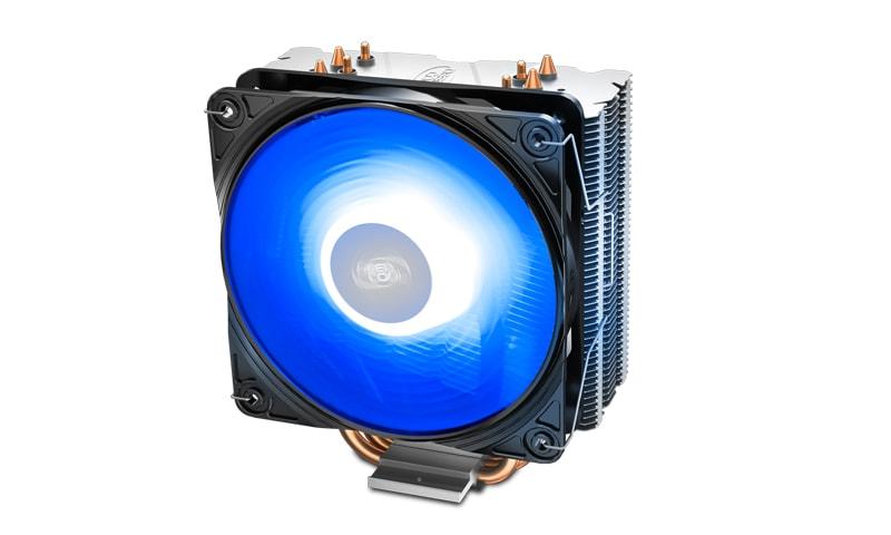 Ψύκτρα CPU Gammaxx 400 V.2 With BLUE LED For Intel/AMD Deepcool  image