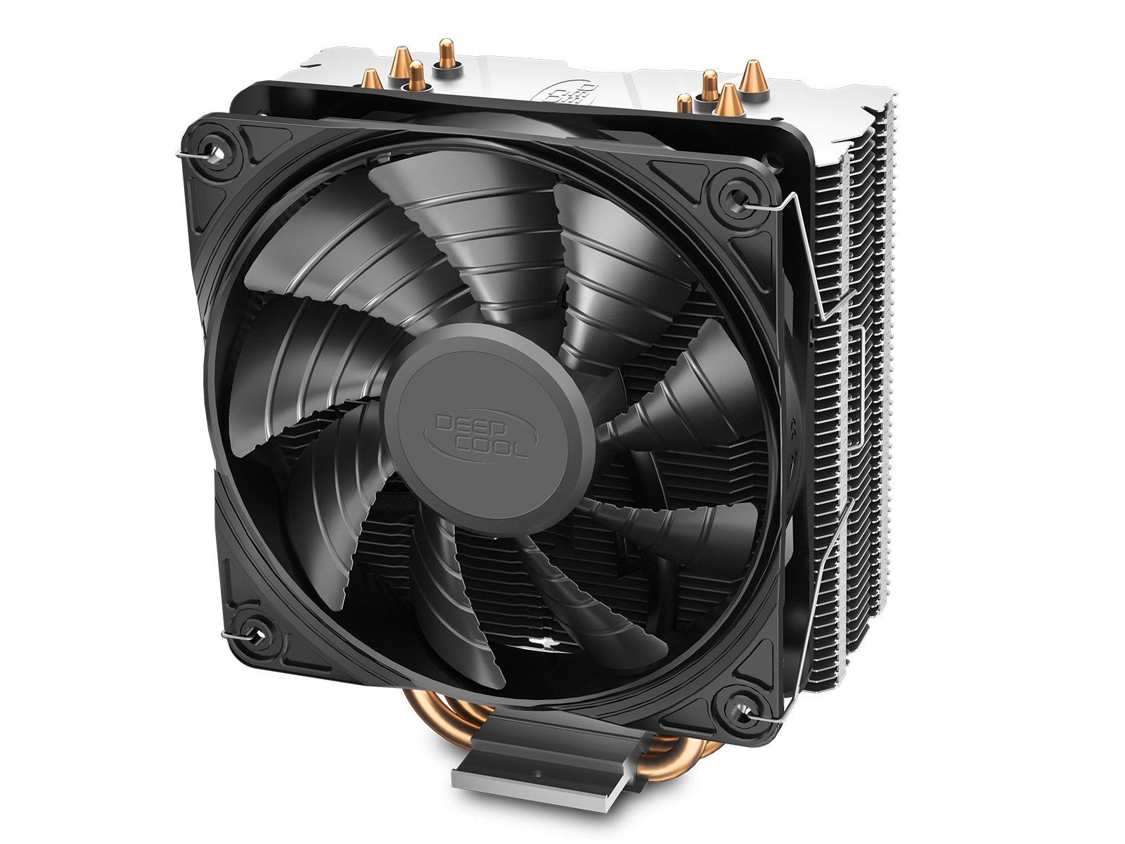 Ψύκτρα Silent CPU Gammaxx 400S Silent Black For Intel/AMD Deepcool  image