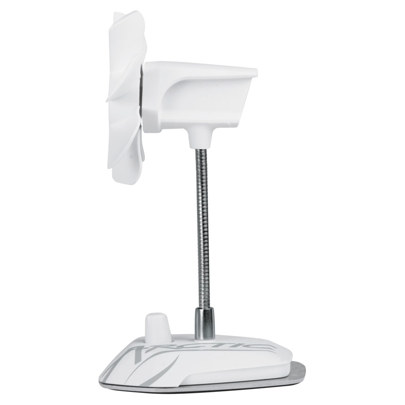 USB Desktop Fan Breeze White by Arctic ABACO-BRZWH01-BL image