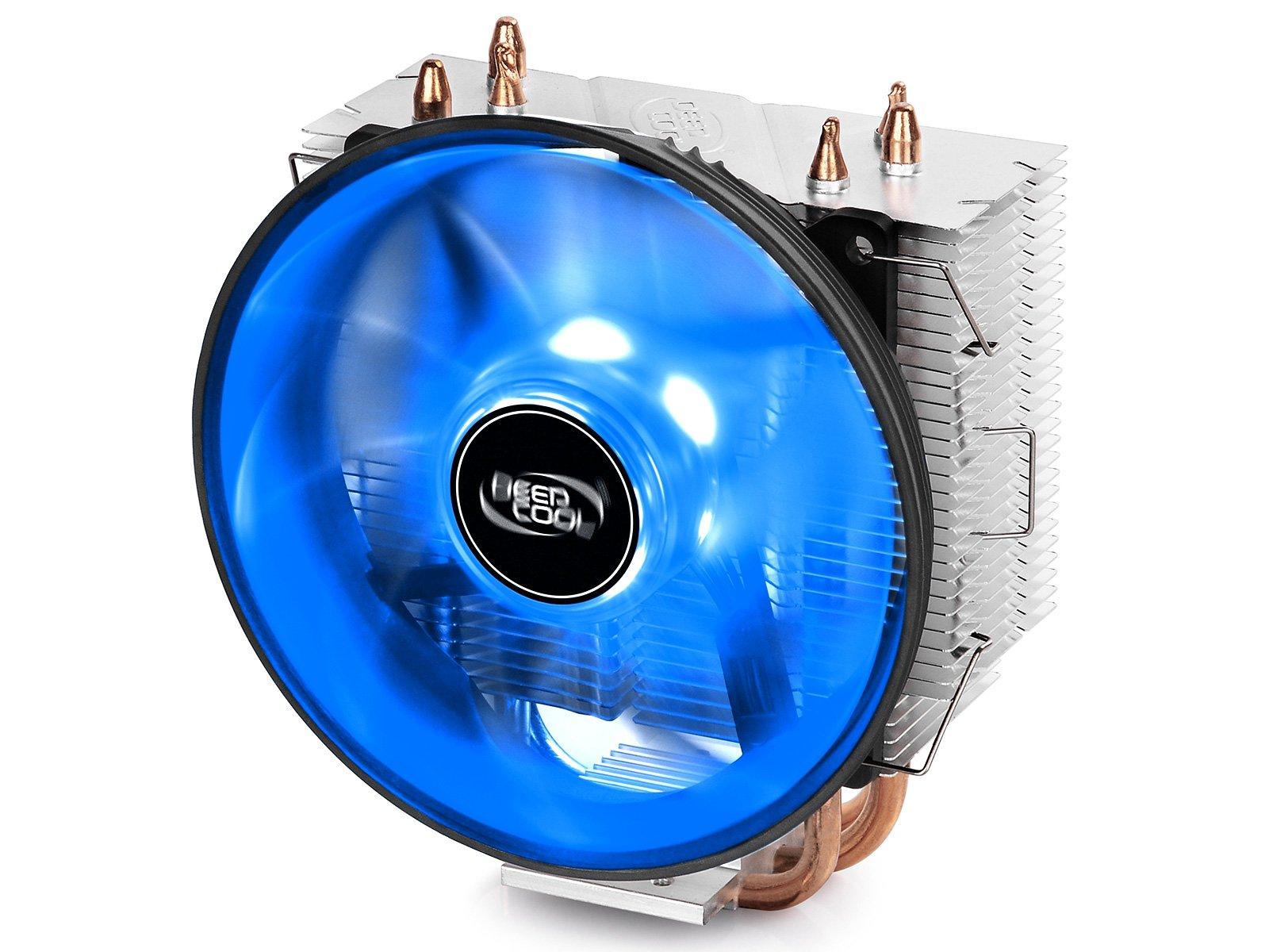 Ψύκτρα CPU Gammaxx 300B Blue Led For Intel/AMD Deepcool DP-MCH3-GMX300-BL image