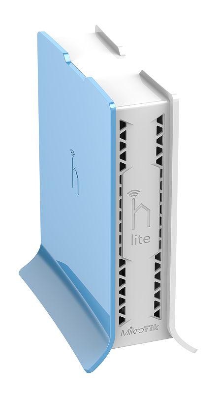 Access point 300 Mbit/s hAP Lite RB941-2nD-TC Blue/White Mikrotik image