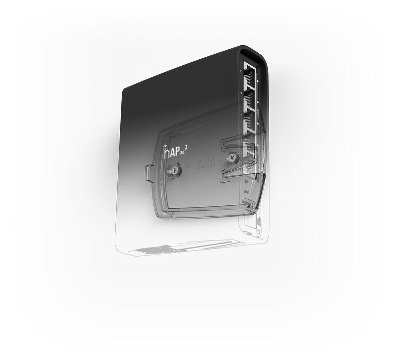 Access point 300 Mbit/s hAP ac² RBD52G-5HACD2HND-TC Black Mikrotik image