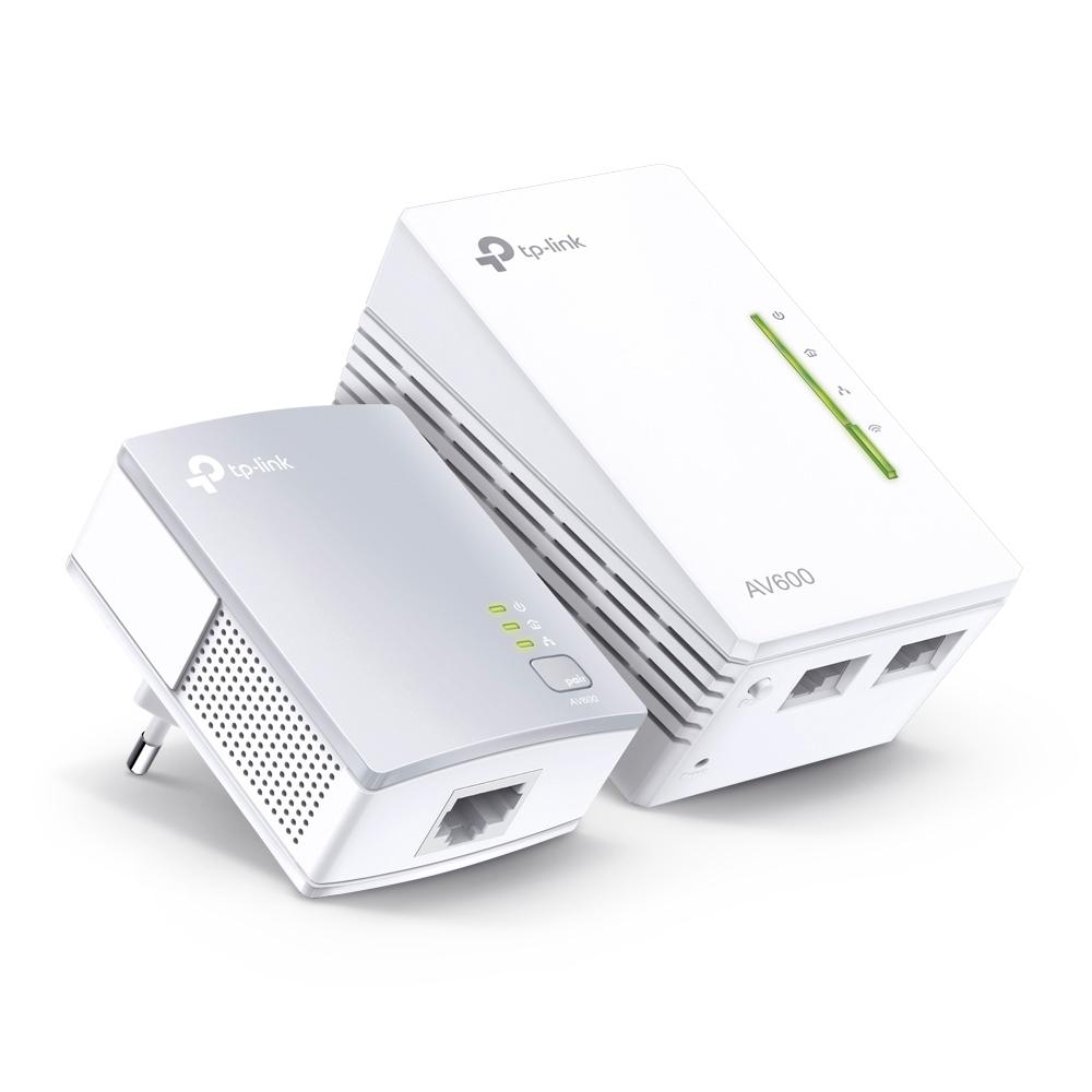 Powerline WiFi Kit v5 AV600 Tp-Link TL-WPA4220KIT(EU) image