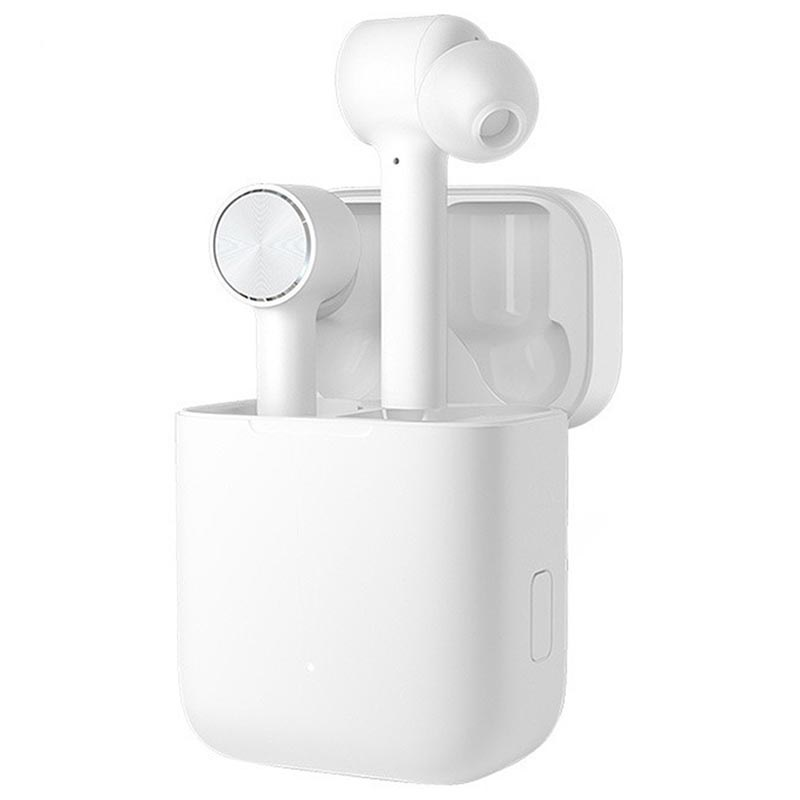 Bluetooth Earphones Xiaomi Airdots Pro Wireless With Charging Case White