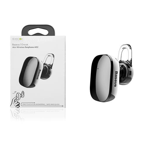 Bluetooth Mini Wireless Earphone A02 Tarnish Baseus NGA02-0A image